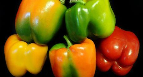 Paprika Merah, Kuning, dan Hijau, Apa Bedanya?